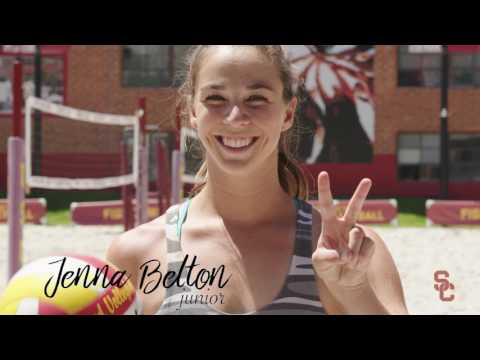 USC Beach Volleyball - NCAA Championship Preview