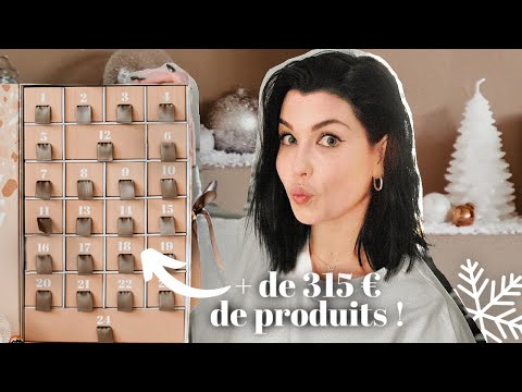 Notre Calendrier de l'Avent Soins, Makeup & Lifestyle 🎄 (+ de 315 € de produits 😍) | Unboxing