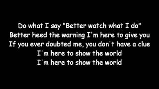 Dolph Ziggler Theme Song 2012 + Lyrics