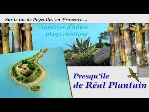 Presqu'île de Réal Plantain