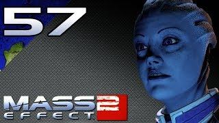 Mr. Odd - Let's Play Mass Effect 2 - Part 57 - Overlord and Revisiting Liara [Twitch Stream]