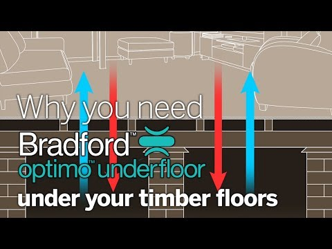 WHY YOU NEED UNDERFLOOR INSULATION