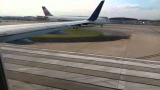 HD Delta Airlines DL 1786 Boeing 757-700 Takeoff ATL Atlanta to GYE Guayaquil