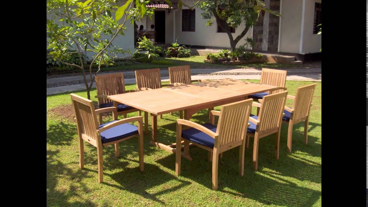 Teak patio furniture teak patio furniture west palm beach