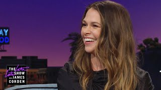 Sutton Foster Has a Great Crocheting Voice