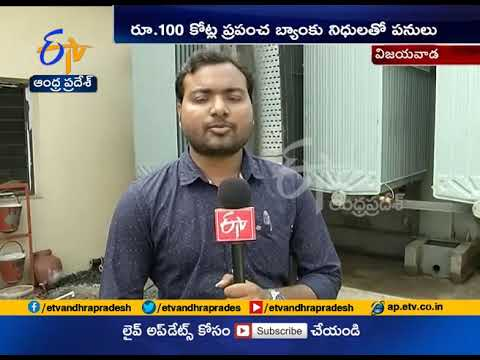 Underground cables Power System | Speed up Works In Vijayawada