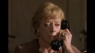 Oscar Winner Maggie Smith Plays FRM Prostitute In My House In Umbria (2003) | Wins Emmy Award