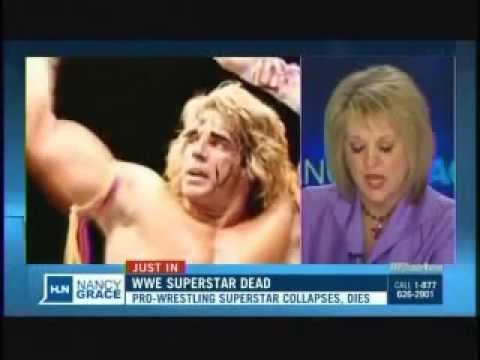 Nancy Grace Covers Death of Ultimate Warrior with DDP Interview