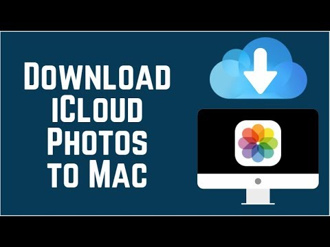 How to get photos from icloud to hard drive