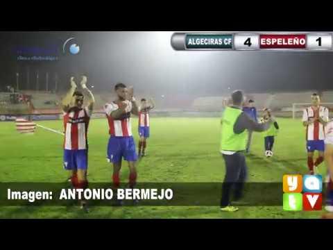 El Algeciras golea al Espeleño (4-1)