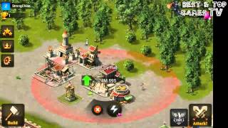 Empire Siege - Online Strategy Android / Ios Gameplay Trailer
