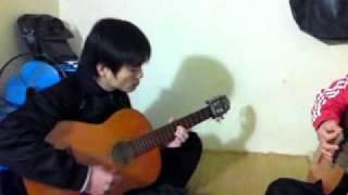 Rhythm of the rain ( guitar cover )