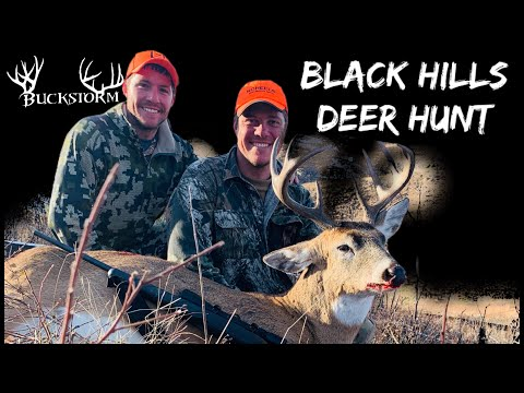 Black Hills Whitetail Hunt | South Dakota