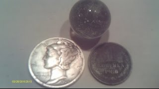 Siver, marble and CCCP coin Metal Detecting with Tommy Season 4 Episode 4
