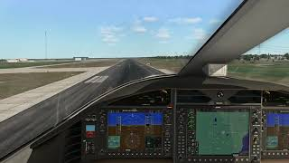 X-Plane | EPIC E1000 Landing at KTMB