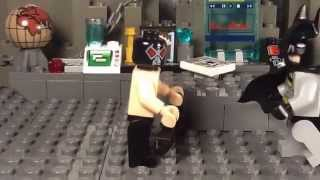 Lego Batman- Batman Vs. Bane