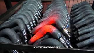 Завод KNOTT. Изготовление осей для легковых прицепов. ЦЛП АРИВА.(, 2015-09-24T05:47:01.000Z)