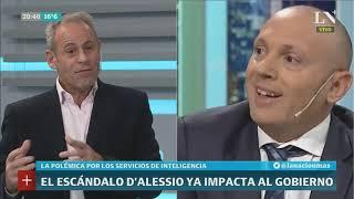 Claudio Jacquelin: El escándalo D'Alessio impacta a Macri y lo pone nervioso