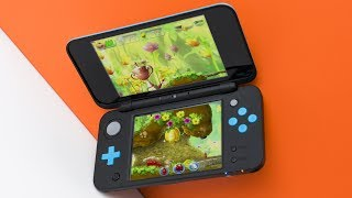 The New Nintendo 2DS XL unboxing and review - is it worth it? Ninte...