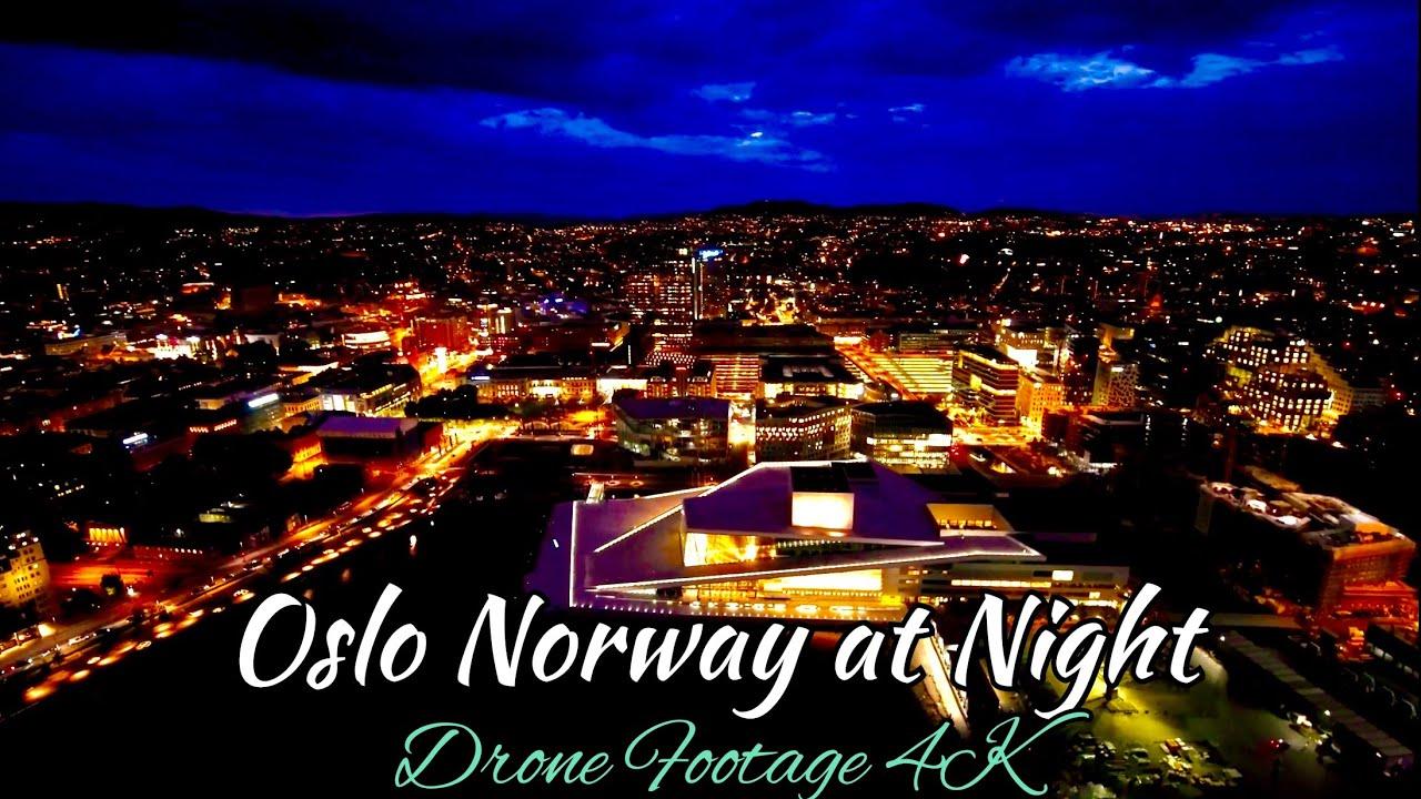 Download Oslo Norway 4k  | Norway 4k drone