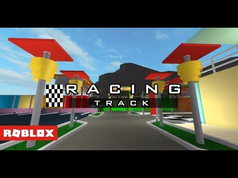 Gas Station Close To Me >> Welcome to Bloxburg - Racing Track - YouTube