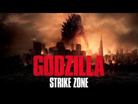 Godzilla: Strike Zone - Годзила: Место обстрела на Android ( Review)