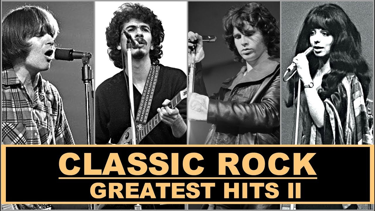 Classic Rock Greatest Hits 60s,70s,80s || Rock Clasicos Universal - Vol 2