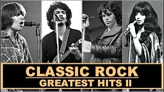 Classic Rock Greatest Hits 60s,70s,80s || Rock Clasicos Universal - Vol.2