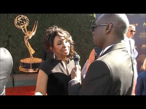 44th Annual Daytime Emmy Award Interviews: Gladys Knight