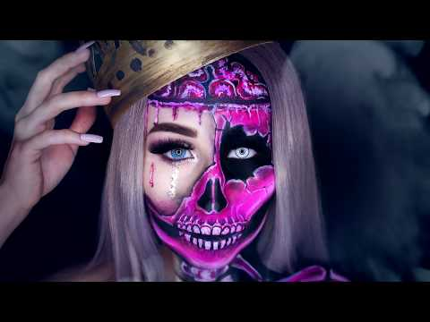 Queen of Skillets Halloween Makeup Tutorial thumbnail