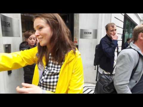 Sophie Ellis-Bextor at BBC Radio 2 London 19 08 2016 (2)