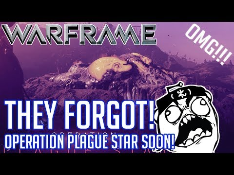 "Warframe - IMPORTANT INFO ABOUT ""Operation Plague Star"" THEY DIDN'T TELL YOU ABOUT! thumbnail"