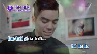 Karaoke HD Lạc Trôi Remix Thế Phương VBK & Sơn Tùng M TP Full Beat ✔