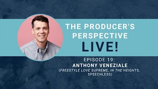 Beatboxing with Freestyle Love Supreme's Anthony Veneziale on The Producer's Perspective LIVE!