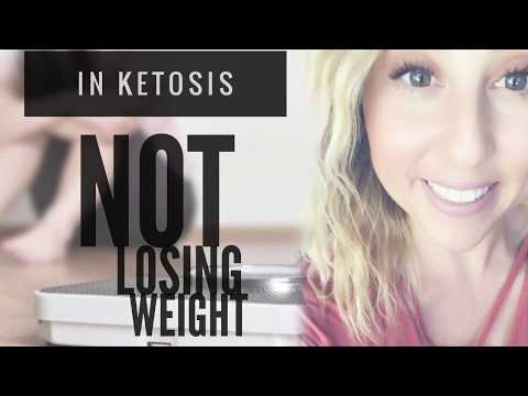 I'm in KETOSIS, why am I NOT LOSING WEIGHT?! Common confusion ketostrips, medical keto ratios, etc