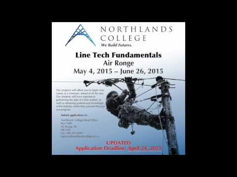 Line Tech Fundamentals @ Northlands College