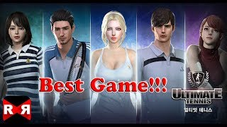 Ultimate Tennis । Ultimate Tennis Game Play । Android Games 2018 । Top android Games