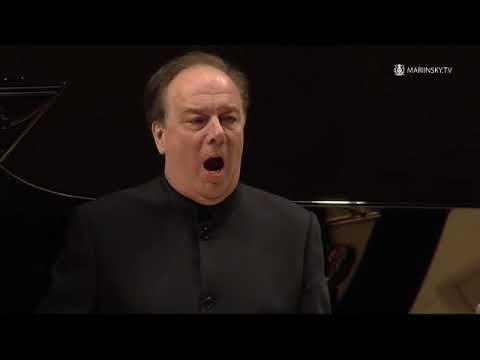 Ferruccio Furlanetto - Winterreise Op. 89 D. 911 Franz Schubert