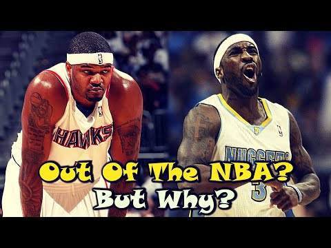 The REAL Reasons Why Some Players Are Out Of The NBA