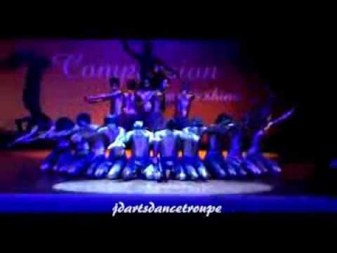 JD Arts Dance Troupe presents Krishna Act