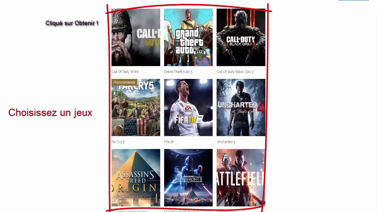 comment avoir des jeux xbox one gratuit 2018 youtube. Black Bedroom Furniture Sets. Home Design Ideas