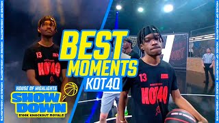 KOT4Q BEST Moments of $100,000 Knockout Royale | HOH Showdown