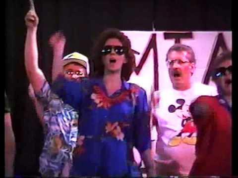 "Washington School Show 1989 - ""Westfield 07090"""