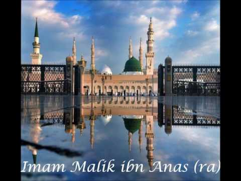 Imam Malik ibn Anas (Personal Attributes & Character) - Lecture 2