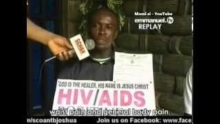 SCOAN 05 April 2014: Testimony: Man Healed Of HIV / AIDS Positive 1, Emmanuel TV, HIV AIDS Healing