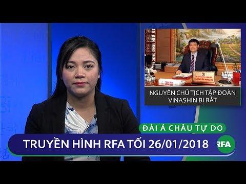 Tin Tức Thời Sự | Vietnam Bắt Nguyên Chủ Tịch Tập đoàn Vinashin