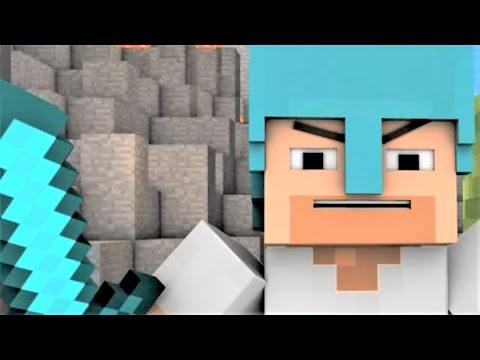 "Minecraft Song and Minecraft Animation ""Diamond Sword"" Minecraft Song & Animation by Minecraft Jams"