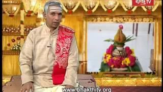 Dharma sandehalu   Magha Masam Special   Annadanam Chidambara Sastry P2