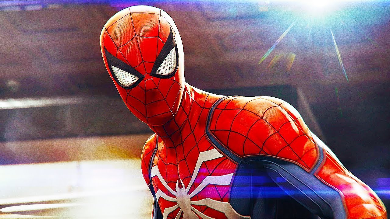 Spiderman ps4 34 minutes of gameplay so far ps4 exclusive 2018 spider man gameplay trailers - Spiderman 1 dessin anime ...