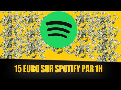 Comment Gagner De L'argent Grâce à Spotify Deezer Et Apple Music 15€ 1H